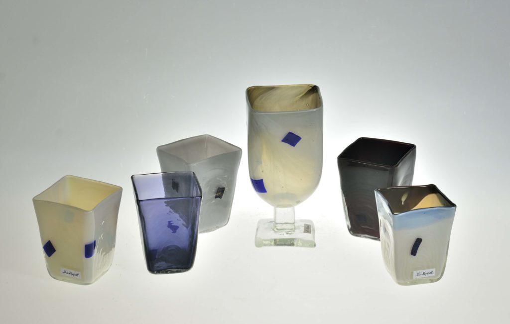Klaasid, h 8–18 cm