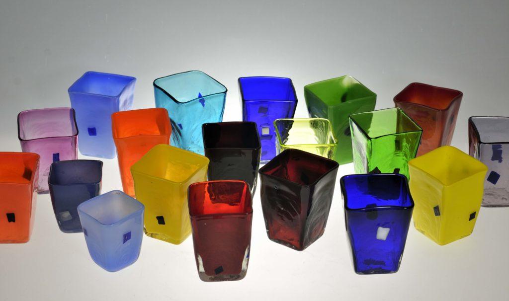 Klaasid, h 6–9 cm