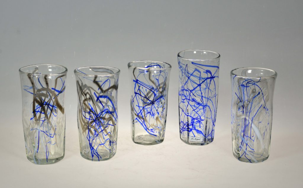 Klaasid, h 16 cm