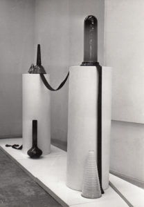 Personaalnäitus Kunstisalongis 1984, kujundus J. Okas