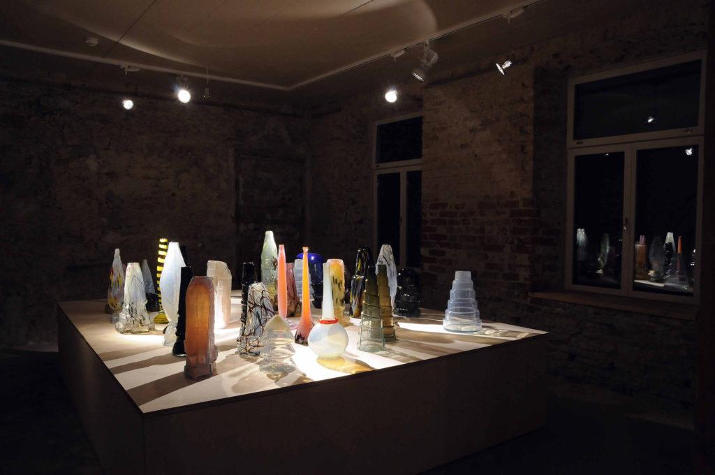 Klaas I Evald Okase Muuseumis Haapsalus 2012, kujundus Ü. Koppel, foto Ü. Josing