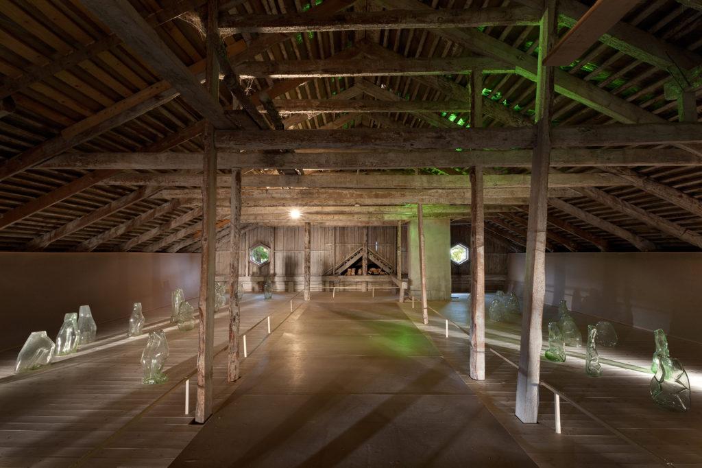 Klaas II Evald Okase Muuseumis Haapsalus 2012, kujundus Ü. Koppel, foto T. Tuul
